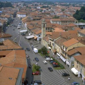 PIAZZA  MAZZINI - Comune di Castano Primo (MI)