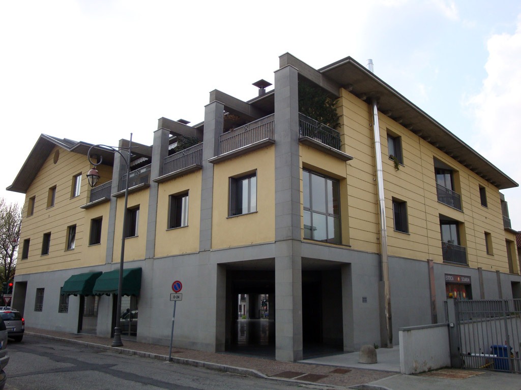 CONDOMINIO PIAZZA SAN FRANCESCO - Turbigo  (MI)